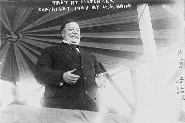 President Taft, 1908