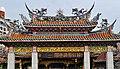 Taipeh Longshan-Tempel Fassade 4.jpg