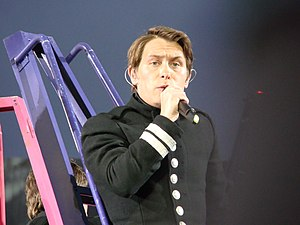 Mark Owen - Owen in 2009