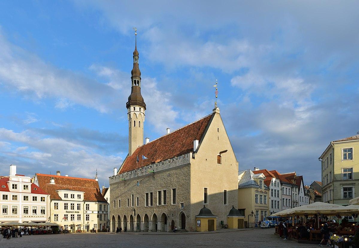 Wall Height Tallinn Town Hall Wikipedia