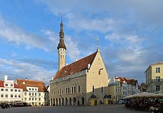 Tallinn Town Hall - Tallinn Town Hall