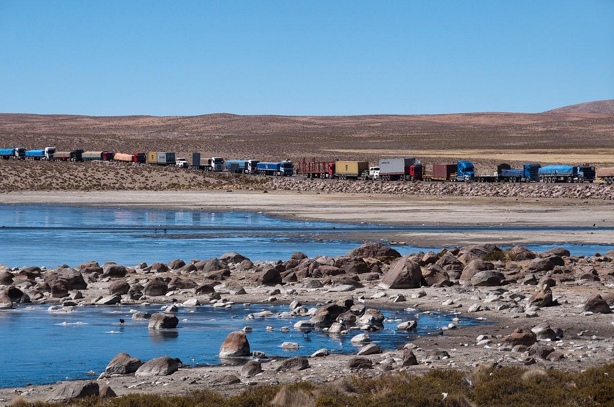 Transport Routier De Marchandises Wikipédia