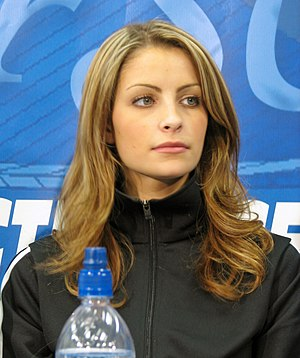 Tanith Belbin White - Belbin in a press conference