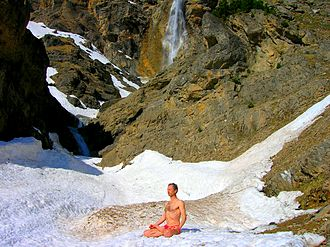 Tummo - Tummo yogic practices are believed to generate inner heat.
