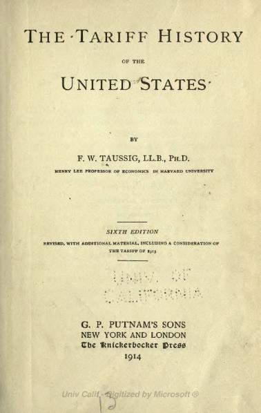 File:Tariff History of the United States.djvu