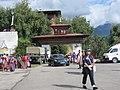 Tashichho Dzong Fortress in Thimphu during LGFC - Bhutan 2019 (133).jpg
