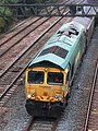 Taunton East - Freightliner 66621 Exeter to Whatley.JPG