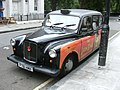Taxi on Marchmont Street, London WC1.jpg