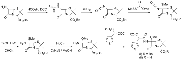 preparation of penicillin The bactericidal activity of penicillin g results from the inhibition of cell wall  synthesis and is mediated through penicillin g binding to penicillin binding  proteins.