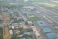 Terminal 1 Area and Aircraft Maintenance Area - Aerial View - Indira Gandhi International Airport - New Delhi 2016-08-04 5806.JPG