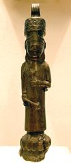 Statuette of God Teisheba