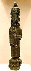 Statuette du dieu Teisheba