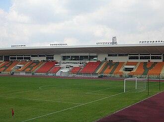 Thai League 2 - Image: Thai Army Sports Stadium