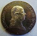 Thaler, Leopold II, Holy Roman Empire, Vienna, 1790 - Bode-Museum - DSC02705.JPG