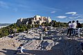 The Areopagus and the Acropolis on November 3, 2019.jpg