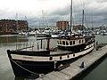 The Boat 'Freedom' - geograph.org.uk - 1428884.jpg