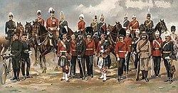 The Canadian Militia, 1898
