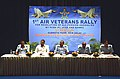 The Chief of the Air Staff, Air Chief Marshal Arup Raha along with other Indian Air Force (IAF) and Defence Accounts dignitaries at the inauguration of the '1st Air Veterans Rally', in New Delhi on September 07, 2014.jpg