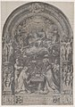 The Coronation of the Virgin with St Lawrence, St Paul, St Peter and St Sixtus MET DP860373.jpg