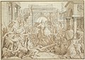 The Entrance of Charlemagne into Pavia MET 2003.85.jpg
