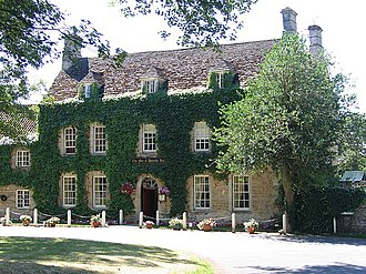 Exton, Rutland - Image: The Fox and Hounds Inn, Exton geograph.org.uk 1690945