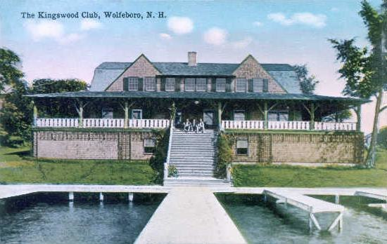 The Kingswood Club, Wolfeboro, NH