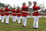 The Marine Corps Battle Color Detachment performs at Marine Corps Air Station Beaufort 150323-M-ZZ999-085.jpg