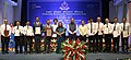 The Minister of State for Defence, Dr. Subhash Ramrao Bhamre along with the recipients of Raksha Mantri Awards for Excellence, at the 271st Annual Day celebrations of Defence Accounts Department (DAD), in New Delhi.jpg
