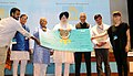 The Ministers of State for Drinking Water and Sanitation, Shri S.S. Ahluwalia and Shri Ramesh Chandappa Jigajinagi presented the Swachhathon Awards, at a function, in New Delhi (2).jpg