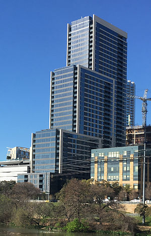 The Northshore - The Northshore in March 2016