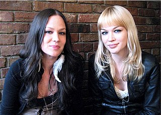 The Pierces American band
