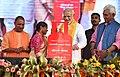 The Prime Minister, Shri Narendra Modi inaugurated the various development projects, in Varanasi, Uttar Pradesh (2).jpg