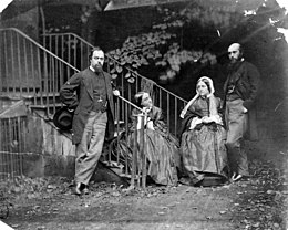 The Rossetti Family by Lewis Carroll (Charles Lutwidge Dodgson).jpg