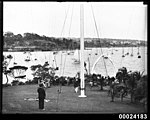 The Royal Sydney Yacht Squadron foreshore parkland area, 1909-1930 (6942151687).jpg