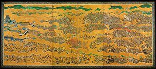 The Siege of Osaka Castle