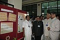 The Speaker, Lok Sabha, Shri Somnath Chatterjee seeing the exhibition on Indian Parliament and State Legislatures A Historical Perspective at Assembly building in Thiruvananthapuram, on May 25, 2007.jpg