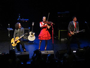 The Wonder Stuff - The Wonder Stuff performing in 2015