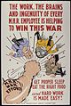 The Work, The Brains and Ingenuity of Every M.H.R. Employee is Helping to Win this War - NARA - 534140.jpg