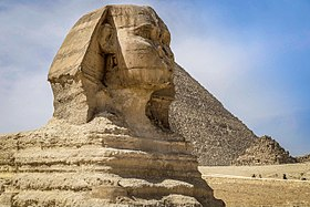 Image illustrative de l'article Sphinx de Gizeh