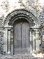 The church of All Saints - Norman south doorway - geograph.org.uk - 1511399.jpg