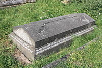 The grave of Charles Henry Pearson, Brompton Cemetery, London.JPG