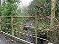 The old railway bridge over Afon Rhyd - geograph.org.uk - 722372.jpg