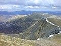 The ridge to Beinn Liath Mhòr Fannaich - geograph.org.uk - 1035354.jpg