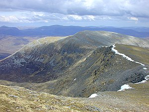 The ridge to Beinn Liath Mhòr Fannaich - geograph.org.uk - 1035354.jpg