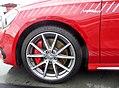 The tire wheel of Mercedes-AMG A 45 (W176).jpg