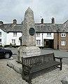The war memorial at Kilkhampton - geograph.org.uk - 1367818.jpg