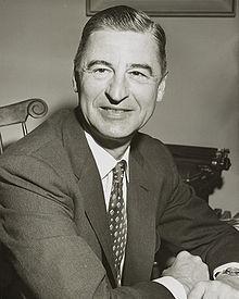Dr. Seuss in April 1957
