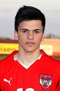 Thomas Murg (Grazer AK), Austria U-19 (01).jpg
