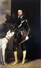 Ritratto di Thomas Wentworth, I conte di Strafford