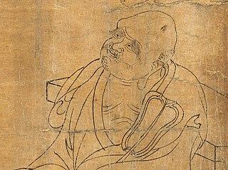 Draft Sketch of Buddhist Patriarchs